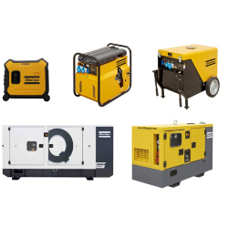 Generators | Air Compressors | Mining Services